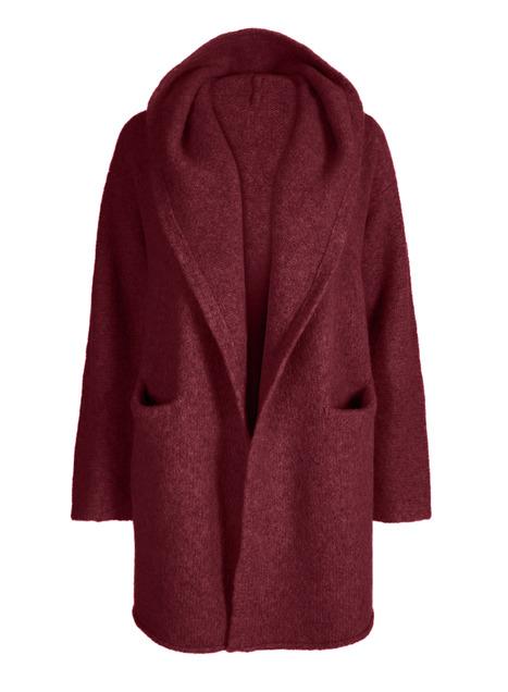Kotzebue Alpaca Blanket Coat
