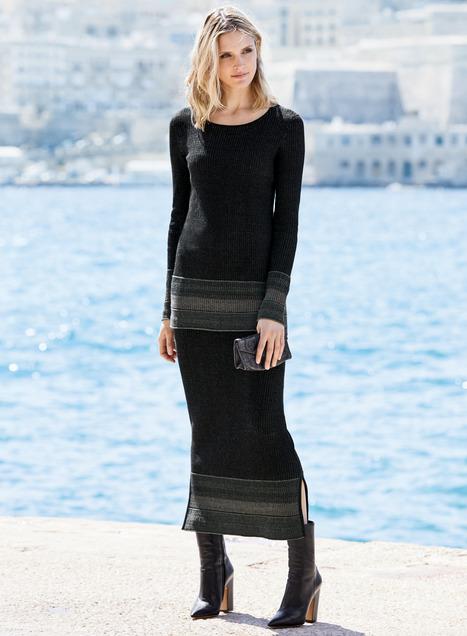 Savoy Pima Cotton Skirt