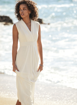 Adriatico Pima Cotton Dress