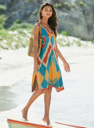 Cabo Pima Cotton Sundress