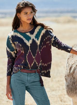 Tashkent Pima Cotton Pullover