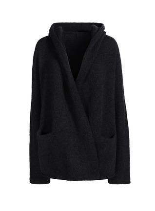 Kitzbuhel Alpaca Blanket Coat