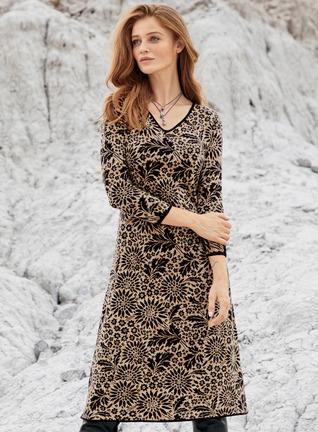 Tournesol Pima Cotton Dress