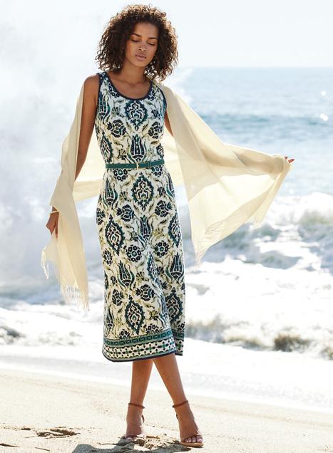 Marmara Pima Cotton Dress
