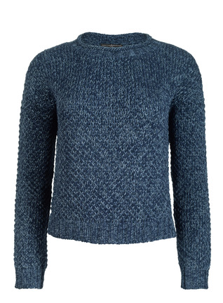 Edie Pima Cotton Pullover