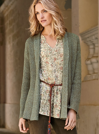 Durham Pima Cotton Cardigan