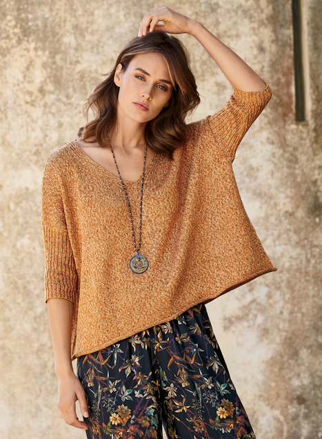 Biscayne Pima Cotton Pullover