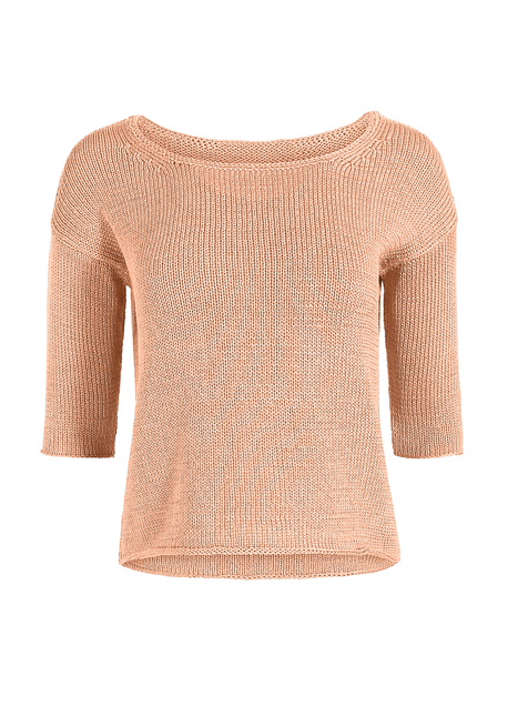 Sojourner Pima Cotton Pullover