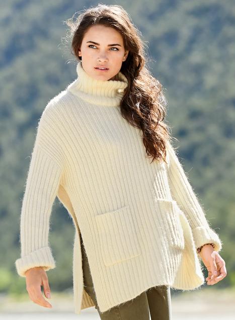 Innsbruck Pima & Alpaca Pullover
