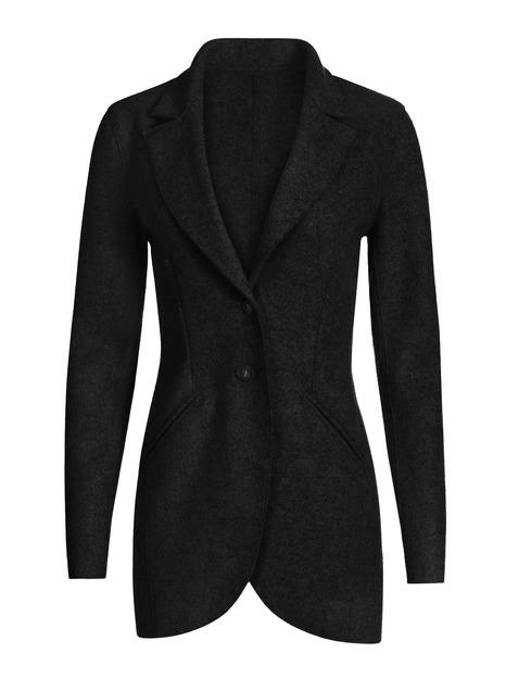 Fiorello Cutaway Alpaca Jacket
