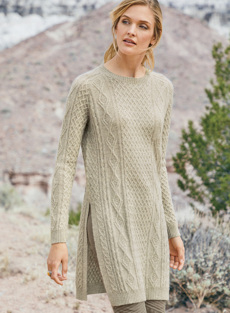 Inverness Royal Alpaca Tunic