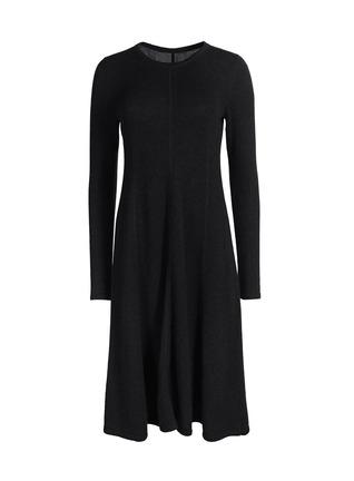 Emma Royal Alpaca Dress