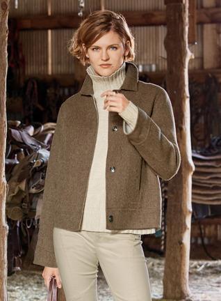 Irwin Alpaca Jacket