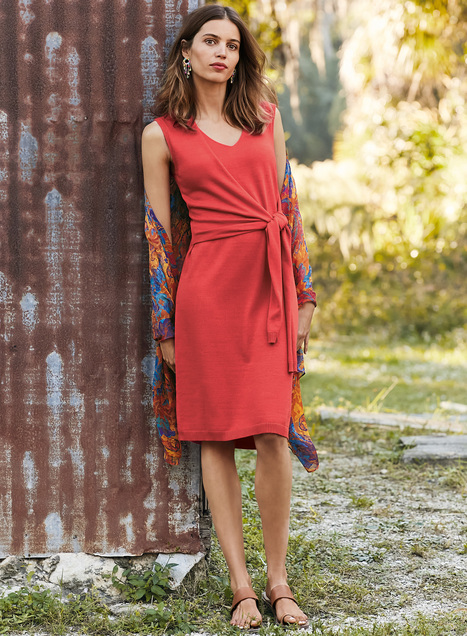 Harbour Island Pima Cotton Dress