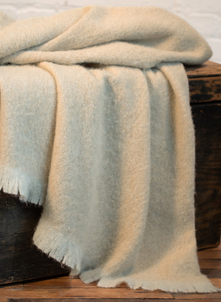 Cumulus Alpaca Throw
