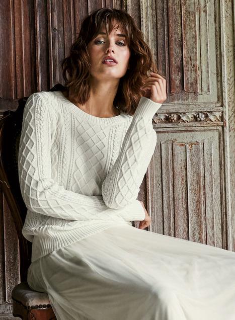Inishmore Pima Cotton Pullover