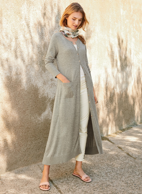 Atelier Pima Cotton Cardigan