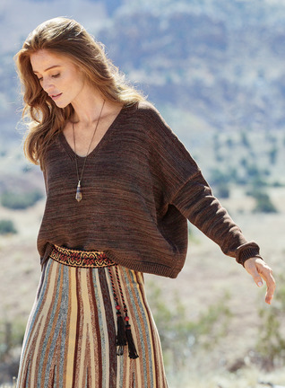 Baird Pima Cotton Pullover