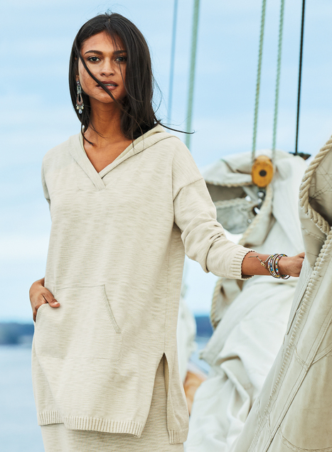 Port Jeff Tunic