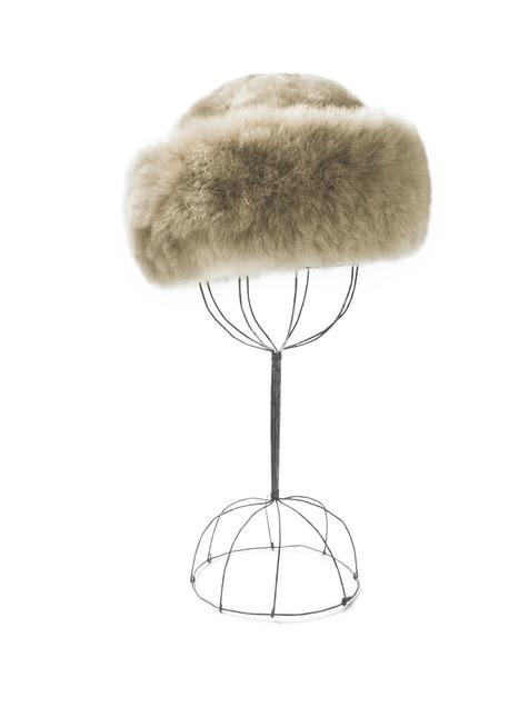 Vallnord Alpaca Fur Hat