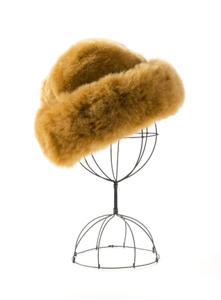 Vallnord Alpaca Fur Hat