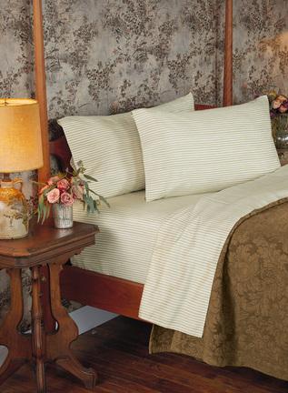 Bengal Stripe Sheet Set