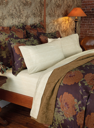 Bengal Stripe Pillowcase, Set Of 2