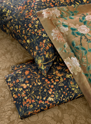 Forest Tapestry Pillowcase, Set Of 2