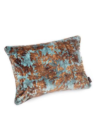Shadow Cerulean Pillow