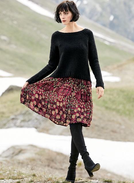 Hebrides Skirt