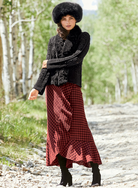 Eddelston Skirt