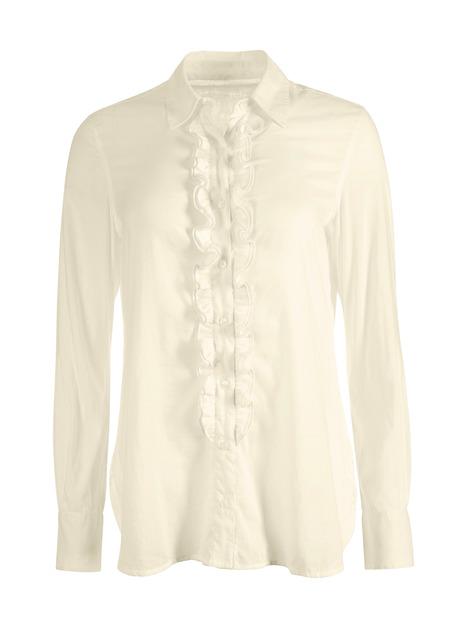 Ruffle Shirt