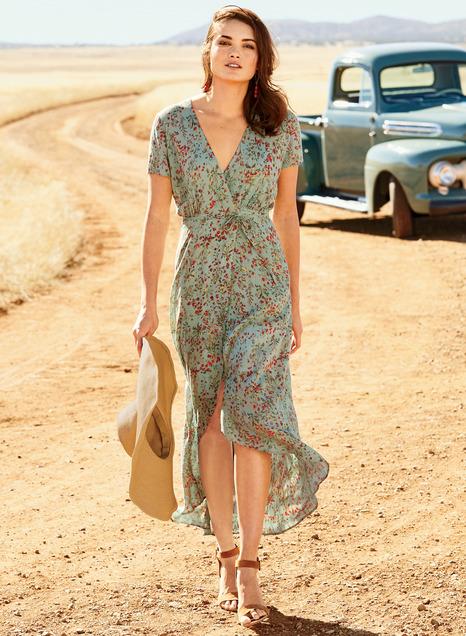 Palo Verde Dress