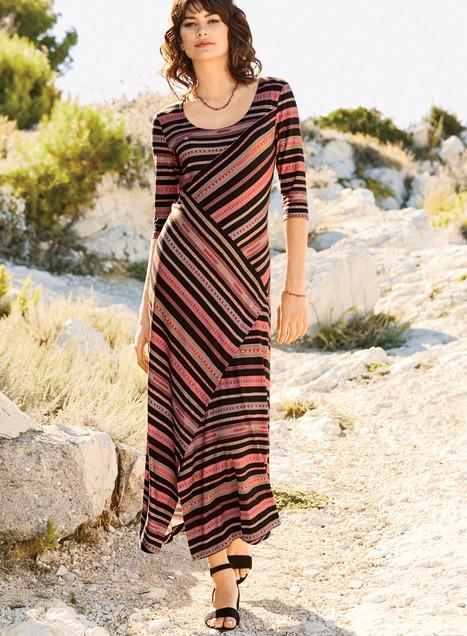 Altiplano Stripe Dress