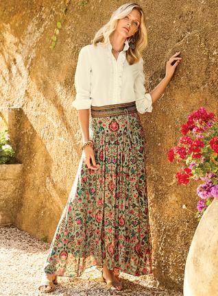 Jaipur Maxi-Skirt