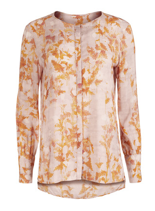 Flower Study Blouse