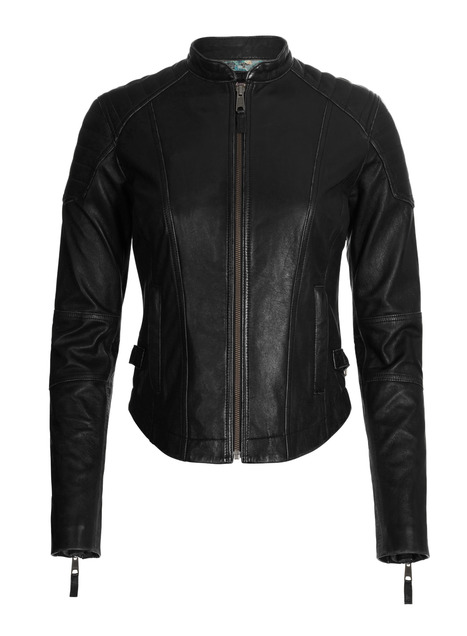 Leather Touring Jacket