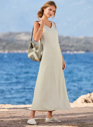 Sailcloth Dress