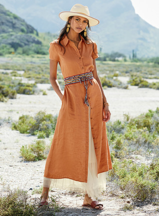 Miramar Shirt-Dress