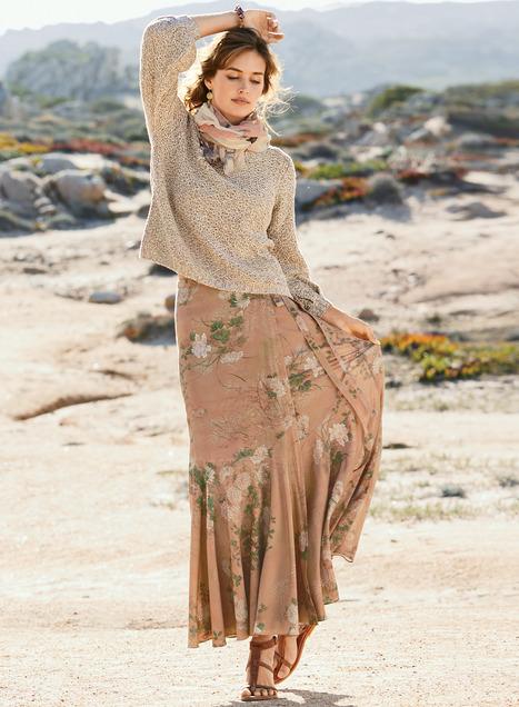 Piana Maxi-Skirt