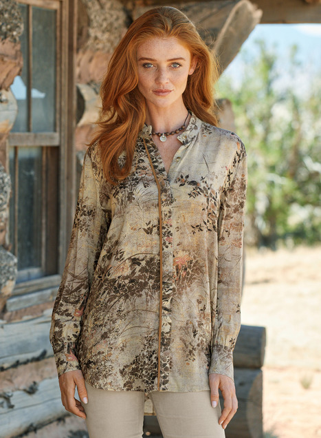 Meadowlark Blouse