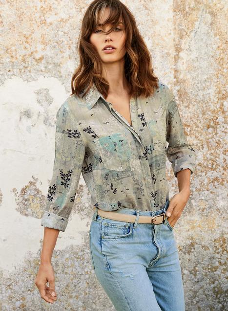 Zen Garden Shirt