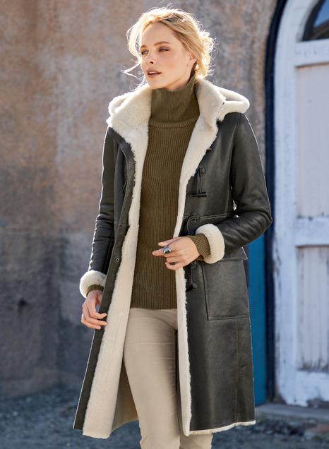 Ketchum Shearling Coat
