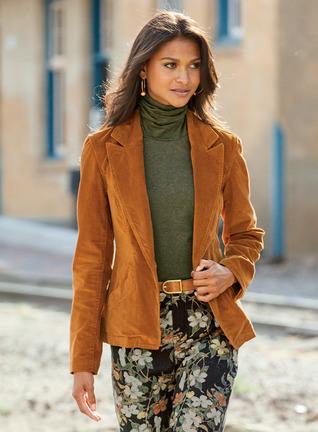 Hidalgo Velveteen Jacket