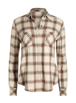 Benning Plaid Shirt