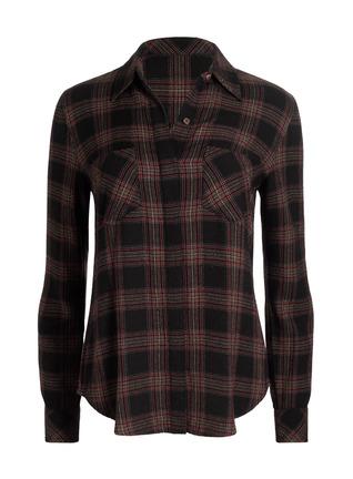 Benning Plaid Shirt