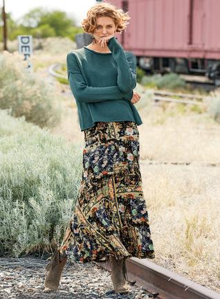 Villard Maxi-Skirt