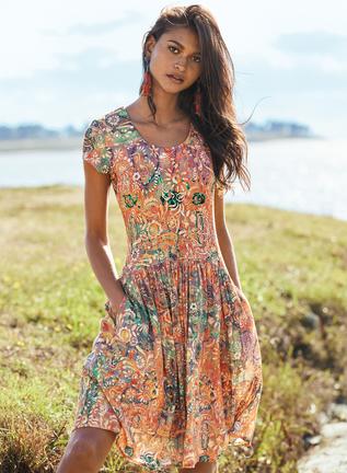 Aguirre Dress