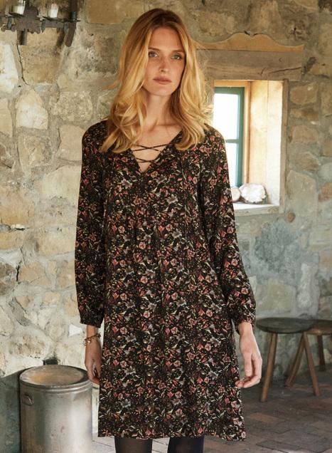 Amazon Flora Tunic-Dress