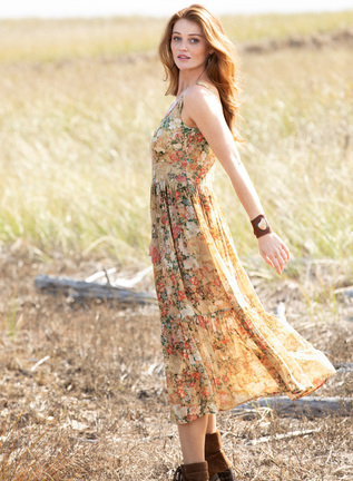 Orchard Sundress
